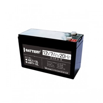 I-BATTERY ABP7-12L