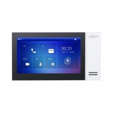 Монитор видеодомофона Dahua DH-VTH2421FW-P